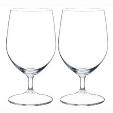 Vinum Water Wine Glasses (pair)